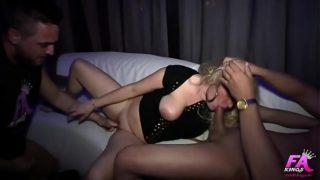 Sexo en La Disco con las Tías Mas Cerdas (fakings wild party).